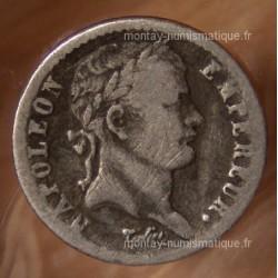 Demi Franc Napoléon I 1812 H/T La Rochelle