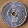 LAOS 20 Cents 1952 Essai
