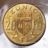 Ile de la Réunion 20 Francs 1964