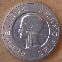 5 Francs Concours de Cochet 1933 essai