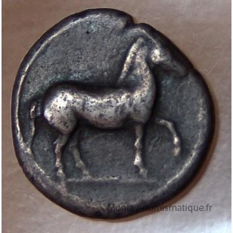 Macédoine PERDICCAS II Tetrobole 454-413 AC