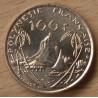 Polynésie-Française 100 Francs IEOM 2001