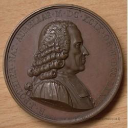 Médaille Pothier Robert Joseph 1823 Cinquantenaire de sa mort