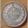 1 Franc Louis Philippe I 1840 K Bordeaux