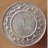 Tunisie 1 Franc 1916 A Mohamed En Naceur