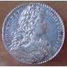 Louis XV jeton Ordinaire des guerres 1728