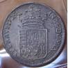 Lorraine, Léopold d'Argent ou Aubonne 1724 Léopold I er