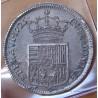 Lorraine, Léopold d'Argent ou Aubonne 1725 Léopold I er