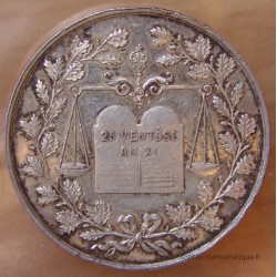Jeton Notaires de Saumur (49)