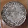 Louis XIII 1/2 Franc 1615 C Saint-Lô