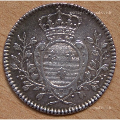 Jeton chambre de commerce de bayonne 1738 montay - Chambre du commerce bayonne ...