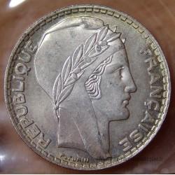 20 Francs Turin 1934