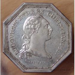 Jeton provence conseil marseillais de sant publique 1775 montay numismatique - Chambre des commerce marseille ...