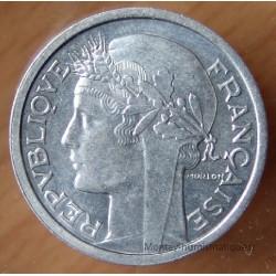 1 Franc Morlon Aluminium 1948