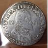 Italie Duché de Milan Ducaton 1585 Philippe II