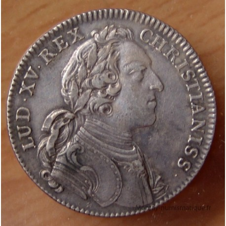 Louis XV Extraordinaire des guerres 1746