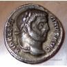 DIOCLÉTIEN Argenteus + 300 Carthage