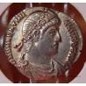 Valentinien I Silique + 364 365 Constantinople