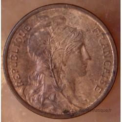 2 Centimes Dupuis 1911