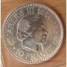 Monaco 10 Francs Charles III 1966