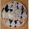 MONACO Médaille 1997 - 700 ans dynastie des Grimaldi