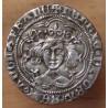 Calaisis - Henri VI de Lancastre Gros ND (1430-1434) Calais