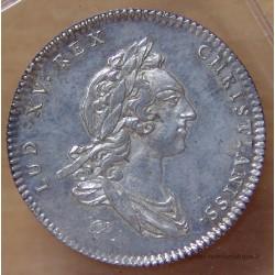 Louis XV Extraordinaire des guerres 1748