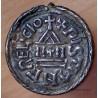 Louis Le Pieux Denier au Temple légende chrétienne 822-840