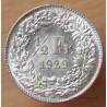 Suisse 1/2 Franc 1929 B Berne