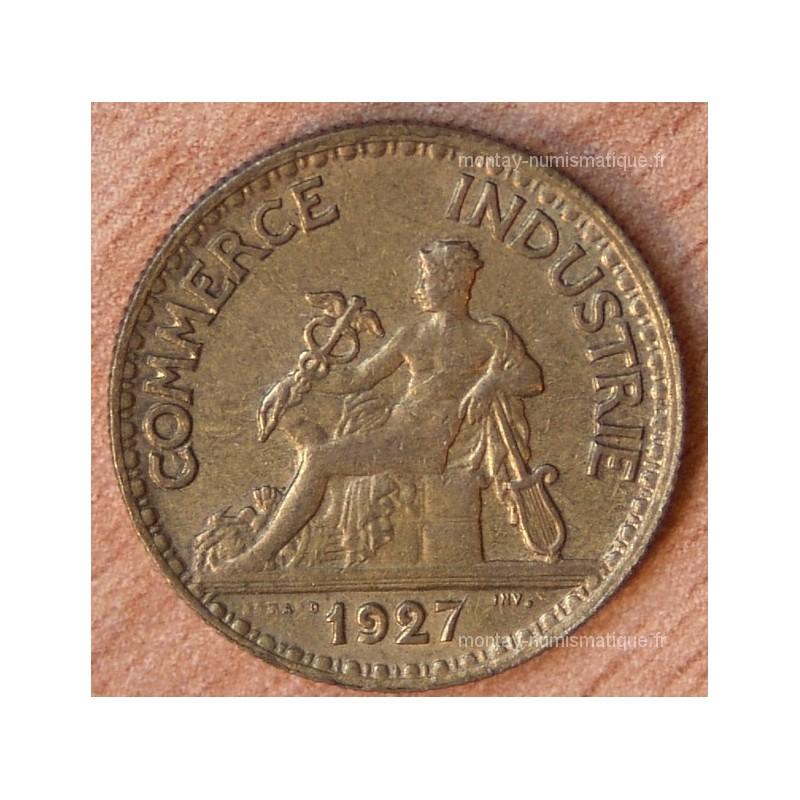 50 centimes chambre de commerce 1927 montay numismatique for Chambre de commerce fr