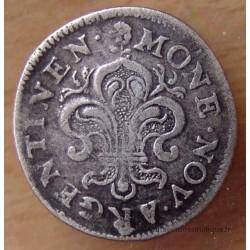 Louis XIV 2 Sols de Strasbourg 1683