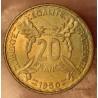 20 Francs Concours de Turin 1950 Essai