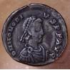 Honorius Silique +393 +395 Milan