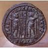 Constantin II - Centenionalis ou nummus +333/335 Alexandrie