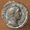 Alexandre Sévère Denier + 229 Rome Annona