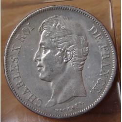5 Francs Charles X 1829 A Paris