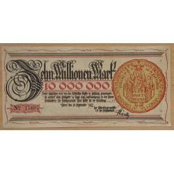 Allemagne - 10 Million Mark Trier - Trèves 1923