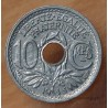 10 Centimes petit module 1945 B Beaumont-Le-Roger