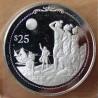 Îles Vierges Britanniques 25 Dollars 1992 Découverte de l'Amérique
