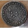 Louis XII - Teston Lyon ND ( 1514)