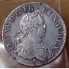 LOUIS XV - Ecu aux 8 L 1725 G Poitiers