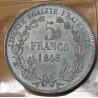 5 Francs Concours de Montagny 1848
