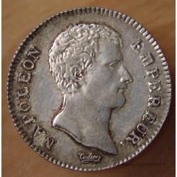 1 Franc Napoléon Empereur AN 13 A Paris