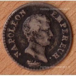Quart de Franc Napoléon Empereur AN 13 K