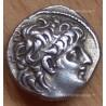 Syrie drachme Alexandre II Zébina 128-123 AC Antioche