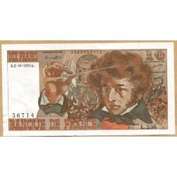 10 Francs Berlioz 2-10-1975 L.236